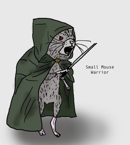 mousecution 8