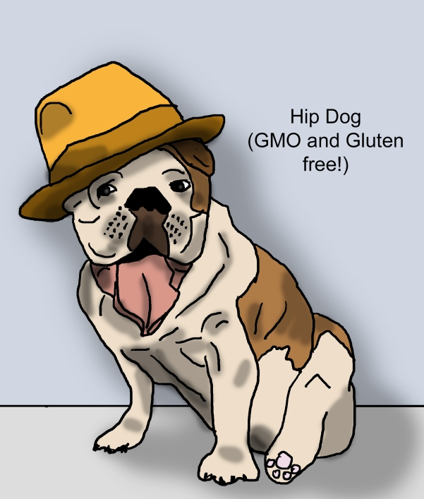 hip dog