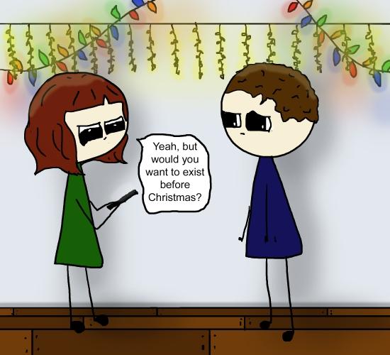 before christmas 5