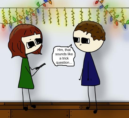 before christmas 6